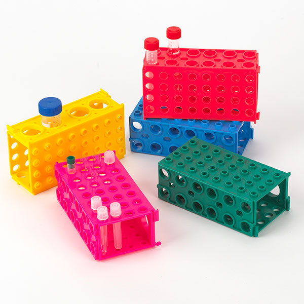 TUFFBLOK™ 4-Way Interlocking Tube Racks