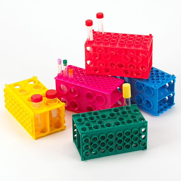 TUFFBLOK™ 4-Way Tube Racks