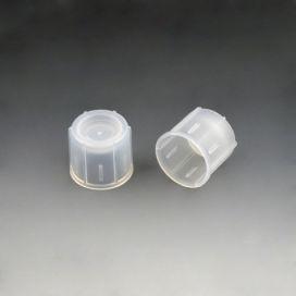 Cap, Snap, 12mm, Dual Position, LDPE, 500/Bag, 2 Bags/Unit