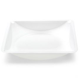 Weighing Dish, Plastic, Square, Antistatic, 330mL, 140 x 140 x 25mm, PS