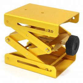 "Lab Jack, Yellow, Large, 5.9 x 4.75"""