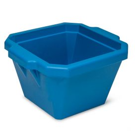 Ice Bucket with Cover, 4.5 Liter, Blue