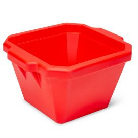 Ice Tray with Lid, 1 Liter, Red