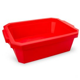 Ice Tray Without Lid, 9 Liter, Red