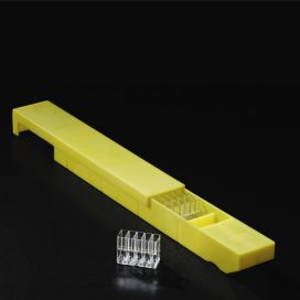 CIBA CORNING: Cuvette Tray Only, for use with Ciba Corning 550 Express and Express Plus analyzers (No Disposal Bags)