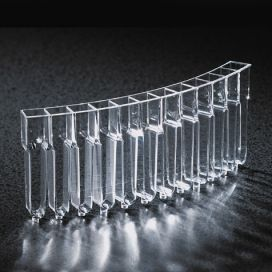 COBAS MIRA: Cuvette, for use with Cobas Mira, Mira S, Mira Plus and Horiba ABX Mira Plus analyzers, Individually Wrapped, 50/Box, 6 Boxes/Unit