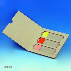 Slide Mailer, Cardboard, for 3 Slides