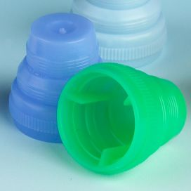 Cap, Plug, Multi-Fit for most 10mm, 12mm, 13mm and 16mm Tubes, Green