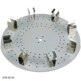 Tube Holder Disk Stacking Rods, 4 Each for use of 2 x GTR-ID Series Tube Holders
