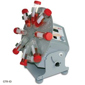 Tube Rotator, Industrial, Digital,120-240v,50/60Hz Variable Speed and Angle, 8x50ml Disk Included