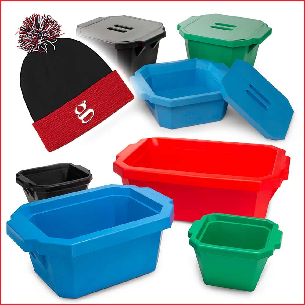 Ice Bucket-Beanie Promo Image